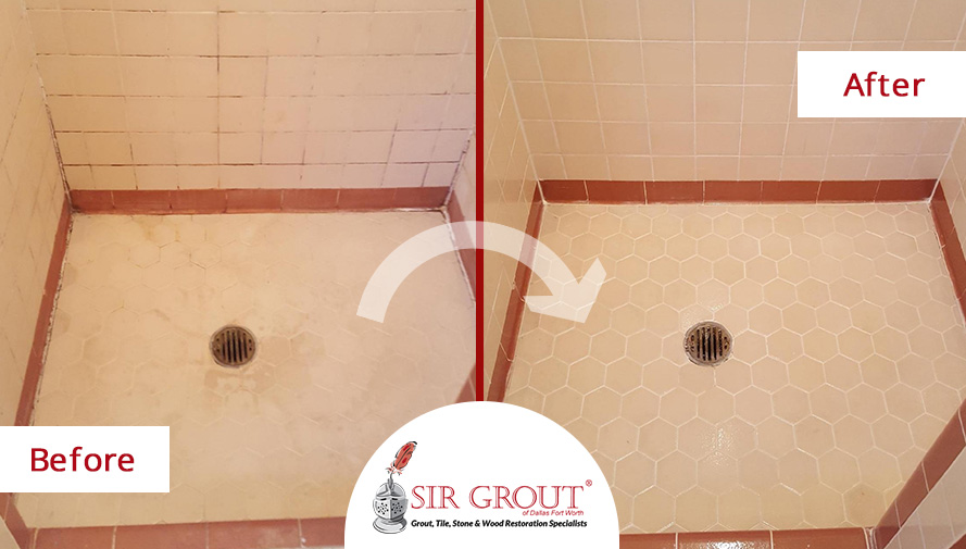 why retile when you can restore our excellent dallas tile and grout cleaners made this life easier with a shower restoration