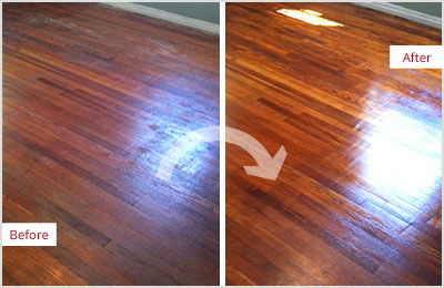 Sir Grout Dallas Fort Worth Wood Refinishing Sandless