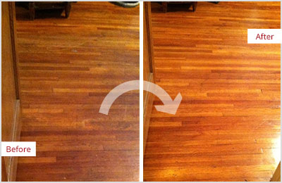 Sir Grout Dallas Fort Worth Sandless Wood Refinishing